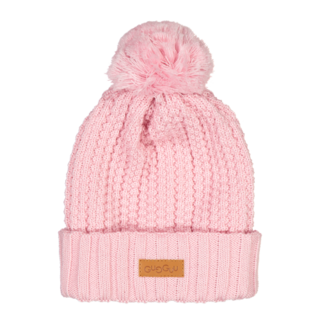 Gugguu AW18 One Tuft Hat Crystal Rose