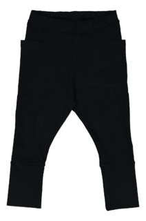 Gugguu Unisex Pants Black