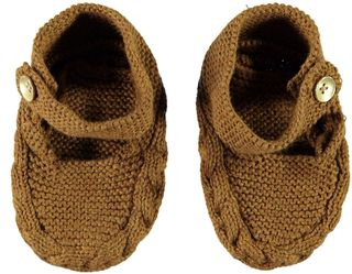 Name It Nbfofia Knit Slippers Cathay Spice Neuletossut