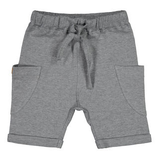 Metsola SS20 Pocket Shorts Grey Melange