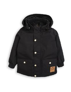 Mini Rodini AW19 Pico Jacket Black