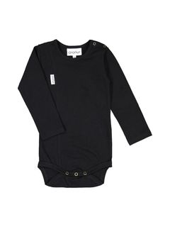 Gugguu Unisex Body Black