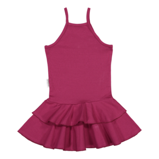 Gugguu SS19 Spaget Dress Cherry