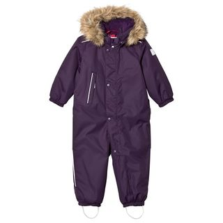 Reima AW19 Winter Overall Gotland Deep Purple