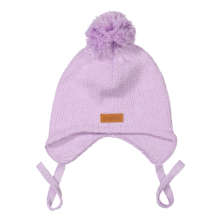 Gugguu SS18 Single Tuft Baby Beanie Light Lila