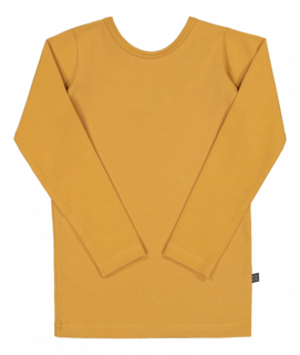 Kaiko AW19 Cross Shirt LS Ochre
