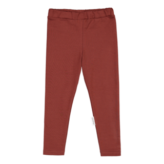 Gugguu AW19 Leggings Bark Brown