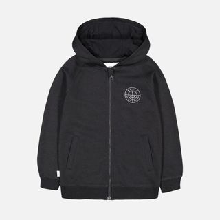 Makia Range Hooded Sweatshirt Black