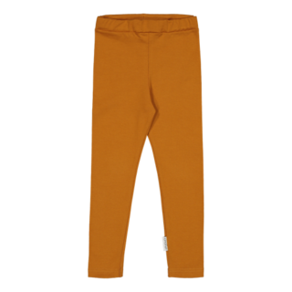 Gugguu AW20 Leggings Tanned Yellow