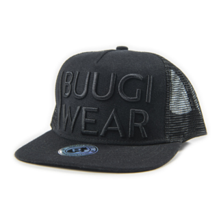 Buugi Wear Cap For Kids Black