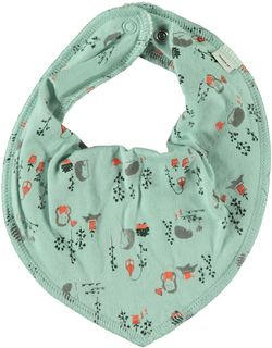 Name  It Nbmyasiminkimo Scarf Bib Vauvahuivi Blue Haze One Size