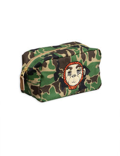 Mini Rodini SS19 Camo Case Green