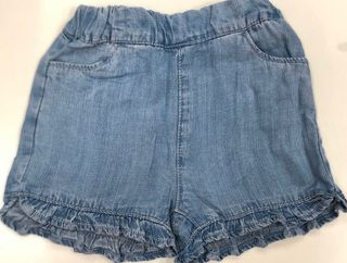 Name It Nmfdeedee Shorts Dream Blue