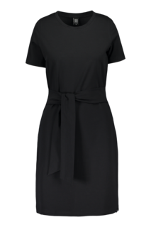 Kaiko SS20 W T-shirt Dress Black