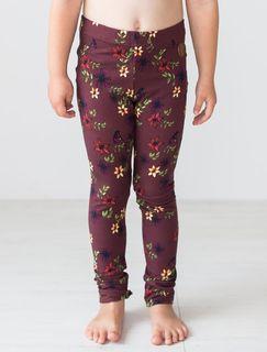 Blaa AW19 Paris Leggings Bouquet