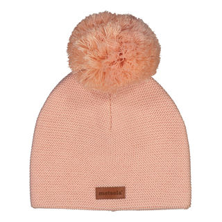 Metsola AW19 Knitted Classic Beanie Rose Smoke