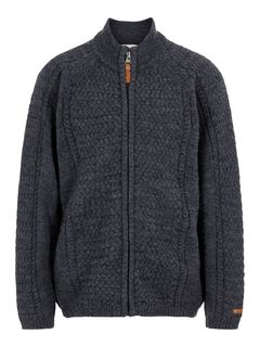 Name It Nkmwrillas Wool Ls Knit Card Xix Ombre Blue