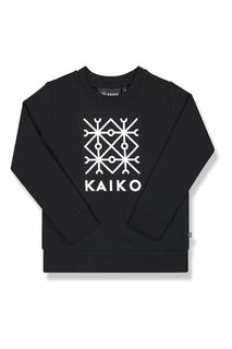 Kaiko AW19 Sweatshirt Black