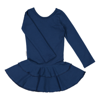 Gugguu AW18 Frilla Dress Night Blue