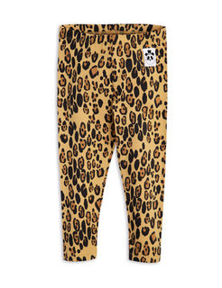 Mini Rodini AW18 Basic Leopard Leggings