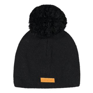 Gugguu SS19 Single Tuft Beanie Black