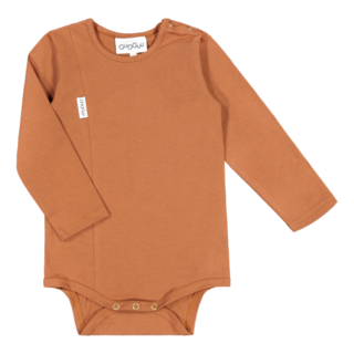 Gugguu Unisex Body, Brown Sugar
