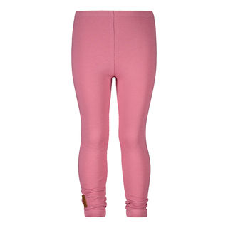 Metsola AW19 Basic Leggins Rib Wild Rose