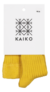 Kaiko AW19 Rib Tights Ochre