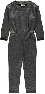 Name It Nkfsimantha Ls Jumpsuit Light Sweat Black