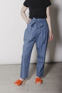 Aarre Woman Maria Pants Estate Blue