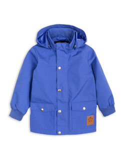 Mini Rodini SS19 Pico Jacket Blue