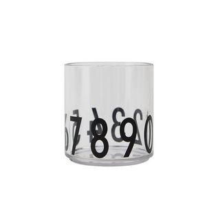 Design Letters Kids Personal Drinking Glass 123 Special Edition