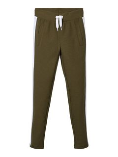 Name It Nkmsigmund Pant Olive Night
