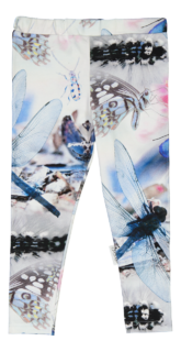 Gugguu AW18 Print Leggings Lucid Wings
