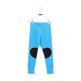 Papu SS20 Patch Leggings Whitened Blue