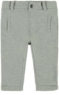 Name It Nbmrosonne Pant Bru Grey Melange