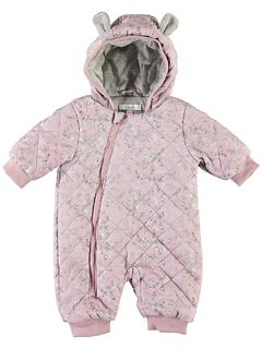 Name It NBFMalene Quilt Suit - Dawn Pink