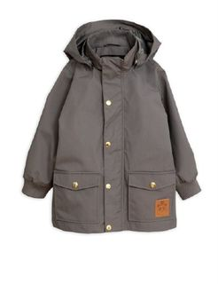 Mini Rodini AW19 Pico Jacket Grey
