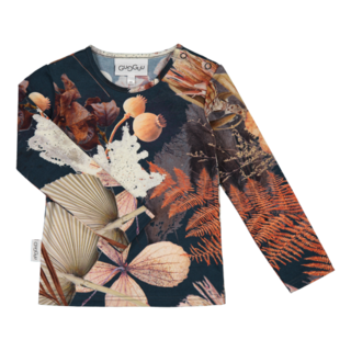 Gugguu AW19 Print Shirt Fall Pampas