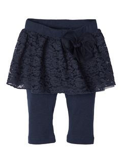 Name It Nbfselma Skirt Legging Dark Sapphire