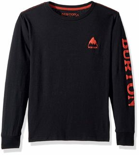 BURTON AW18 Boys Elite Ls True Black