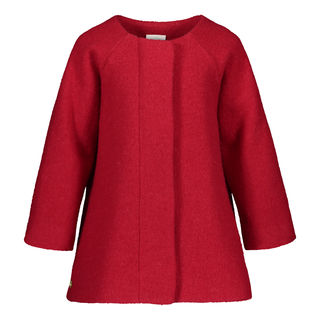 Metsola AW18 Wool Jacket Poppy Red
