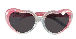 Name It Nmfdinsunglasses W. Rack Pink Nectar