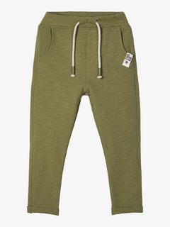 Name It Nmmdajan Light Sweat Pant Unb Loden Green