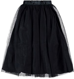 Name It NkFReecena Long Tulle Skirt Dark Sapphire