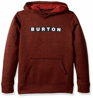 BURTON AW18 Boys Oak Po Bitters Heather