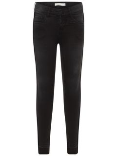 Name It Nkfpolly Dnmtaffy Pant Noos Black Denim Farkut