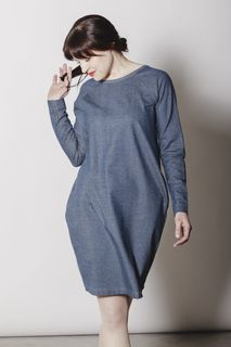 Aarre Woman Livia Tunic Denim