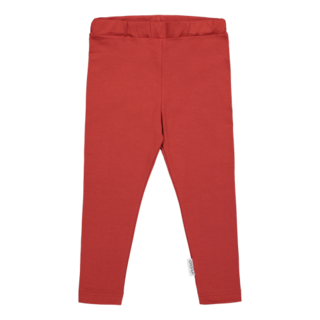 Gugguu SS20 Leggings Spicy Red