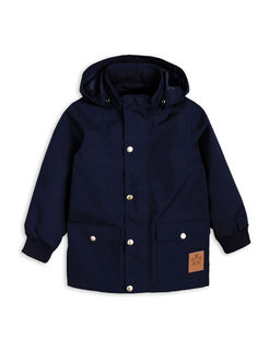 Mini Rodini SS19 Pico Jacket Navy